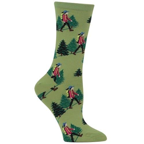 Hot Sox Womens Hiker Crew Socks