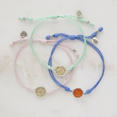 I Will Always Support You Custom Sand Bracelets - Beach Jewelry Ideas