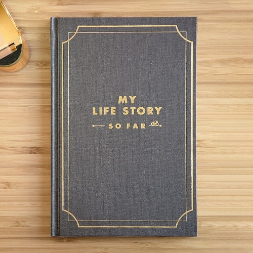 My Life Story - So Far - Gifts for Dad Under 50 Dollars