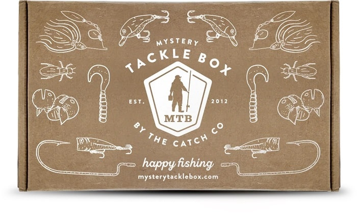 Mystery Tackle Box - Fishing Gift Ideas