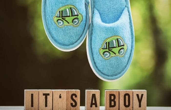 Personalized Baby Gifts For Boys