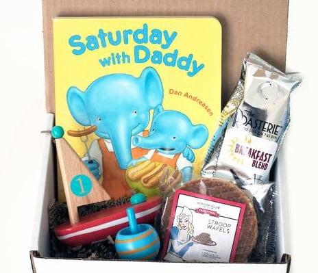 The Rad Dad Box