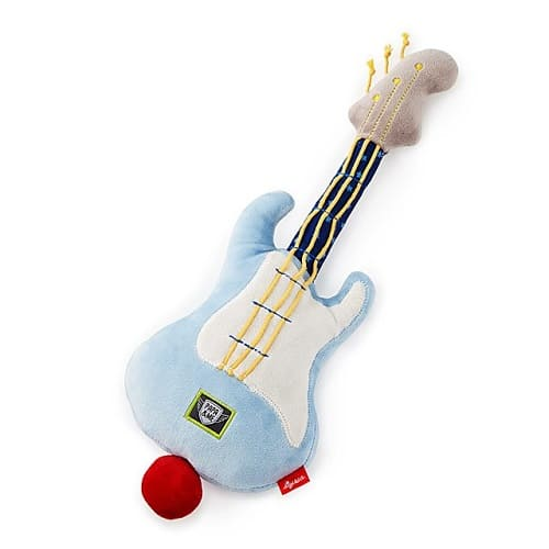 Vibrating Guitar Grasp Toy - Funny Baby Gifts