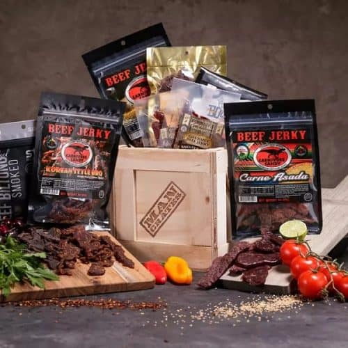 World Tour Jerky Crate