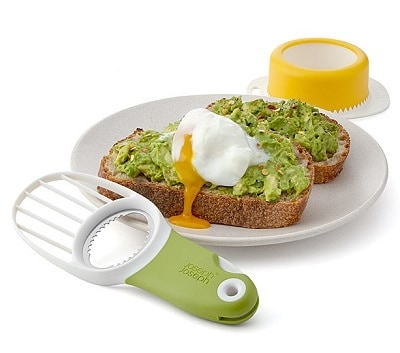 Avocado Toast Breakfast Set