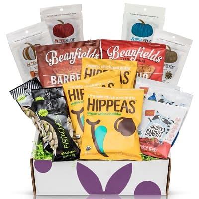 Bunny James Premium Vegan Gluten-Free Chip & Gummy Gift Box