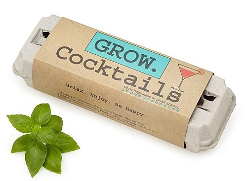 Cocktail Grow Kit - Gifts for Cocktail Lovers
