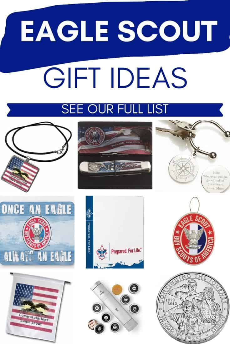 Eagle Scout Gifts - Best Gifts For People Who Are Eagle Scouts