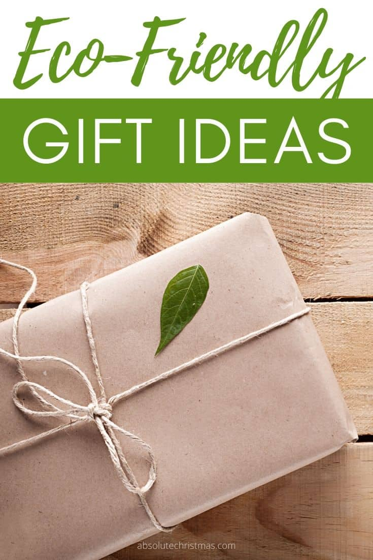 Eco-Friendly Gifts - Sustainable Gift Ideas