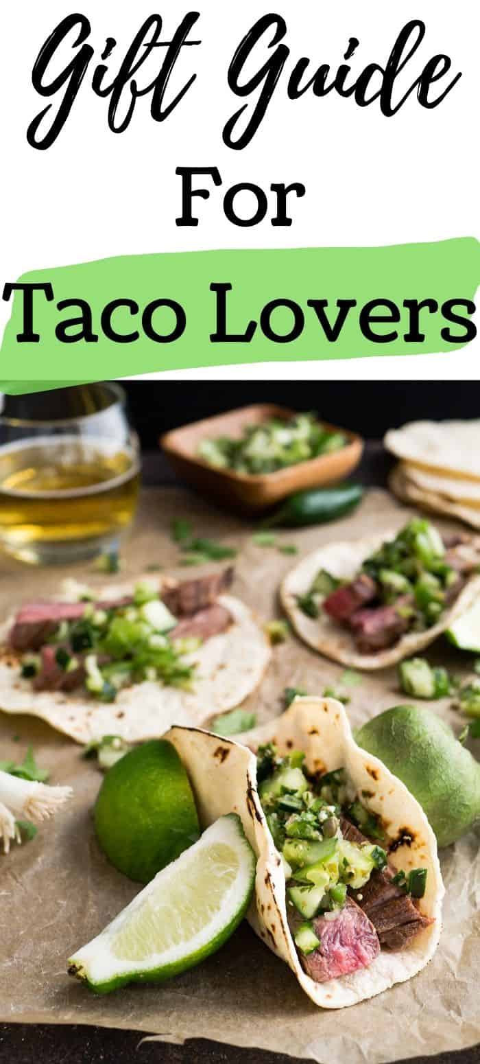 Gifts for Taco Lovers