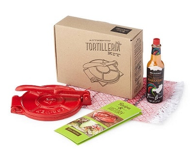 Homemade Tortilla Kit