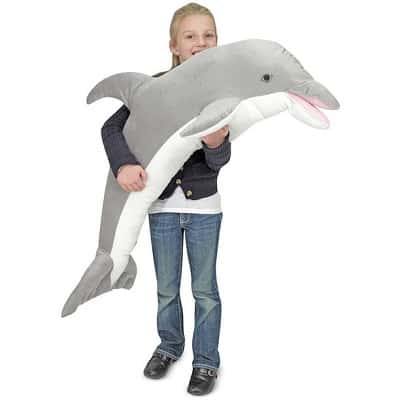 Melissa & Doug Giant Dolphin - Dolphin Gifts