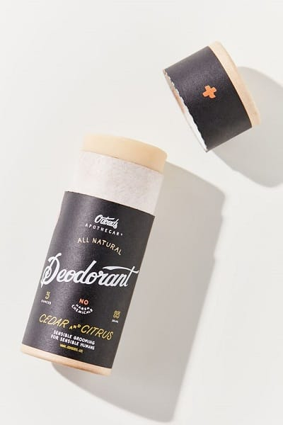 O'Douds All-Natural Deodorant
