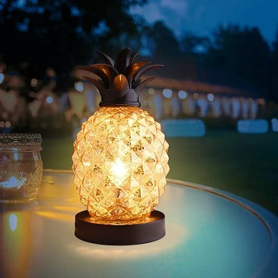 Pineapple Novelty Light