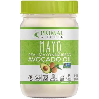 Primal Kitchen Original Mayo Made with Avocado Oil