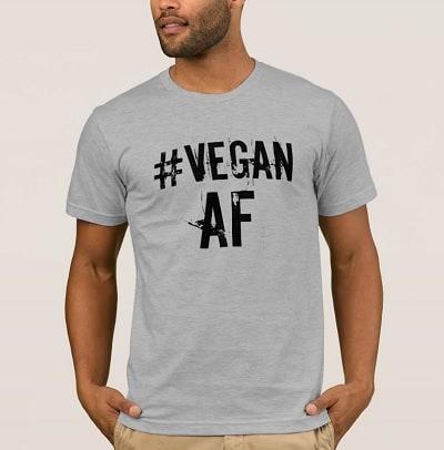 Vegan AF Shirt