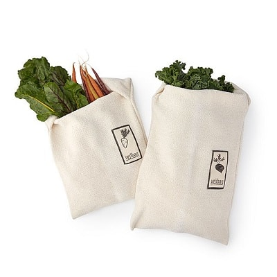 Veggie-Saving Reusable Bags