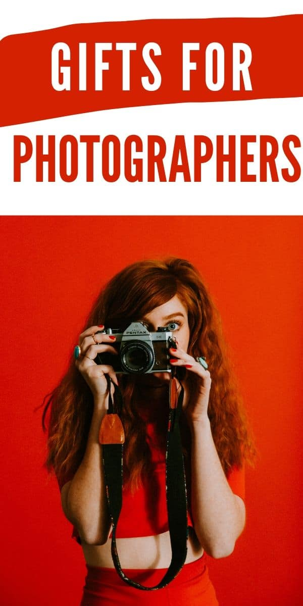 Gifts for Photographers - Hobby And Professional Photographer Gift Ideas
