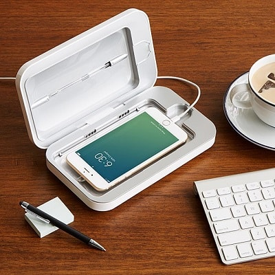 PhoneSoap Smartphone Sanitizer and Charger