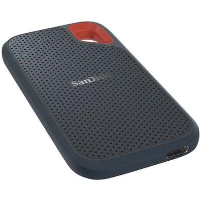 SanDisk 1TB Extreme Portable USB 3.1 Type-C External SSD