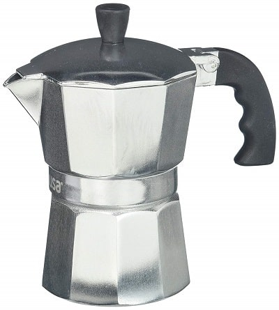 6 cup Manual Stovetop Espresso Maker