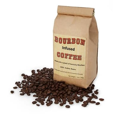 Bourbon Infused Coffee - Gifts for Coffee Lovers Under $20