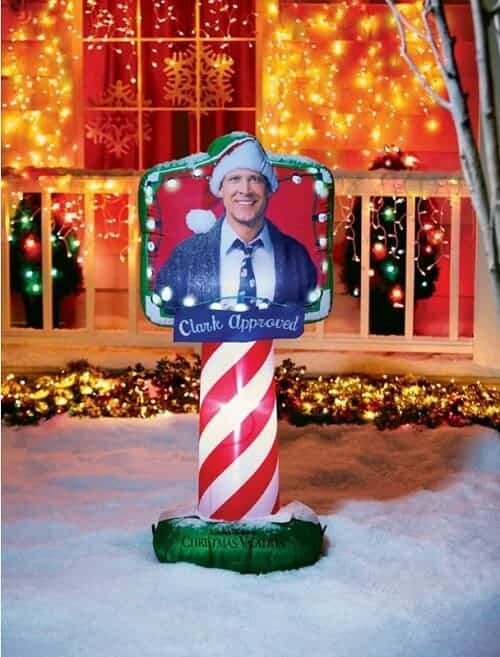 Clark Approved Griswold Christmas Inflatable