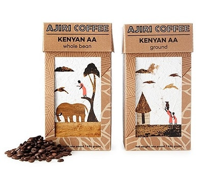 Coffee Beans for a Better World