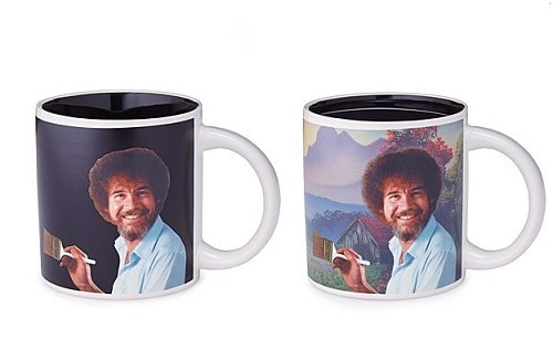 Paint with Bob Ross Mug