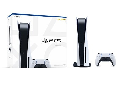 Sony PlayStation 5 - Top Christmas Toys 2021