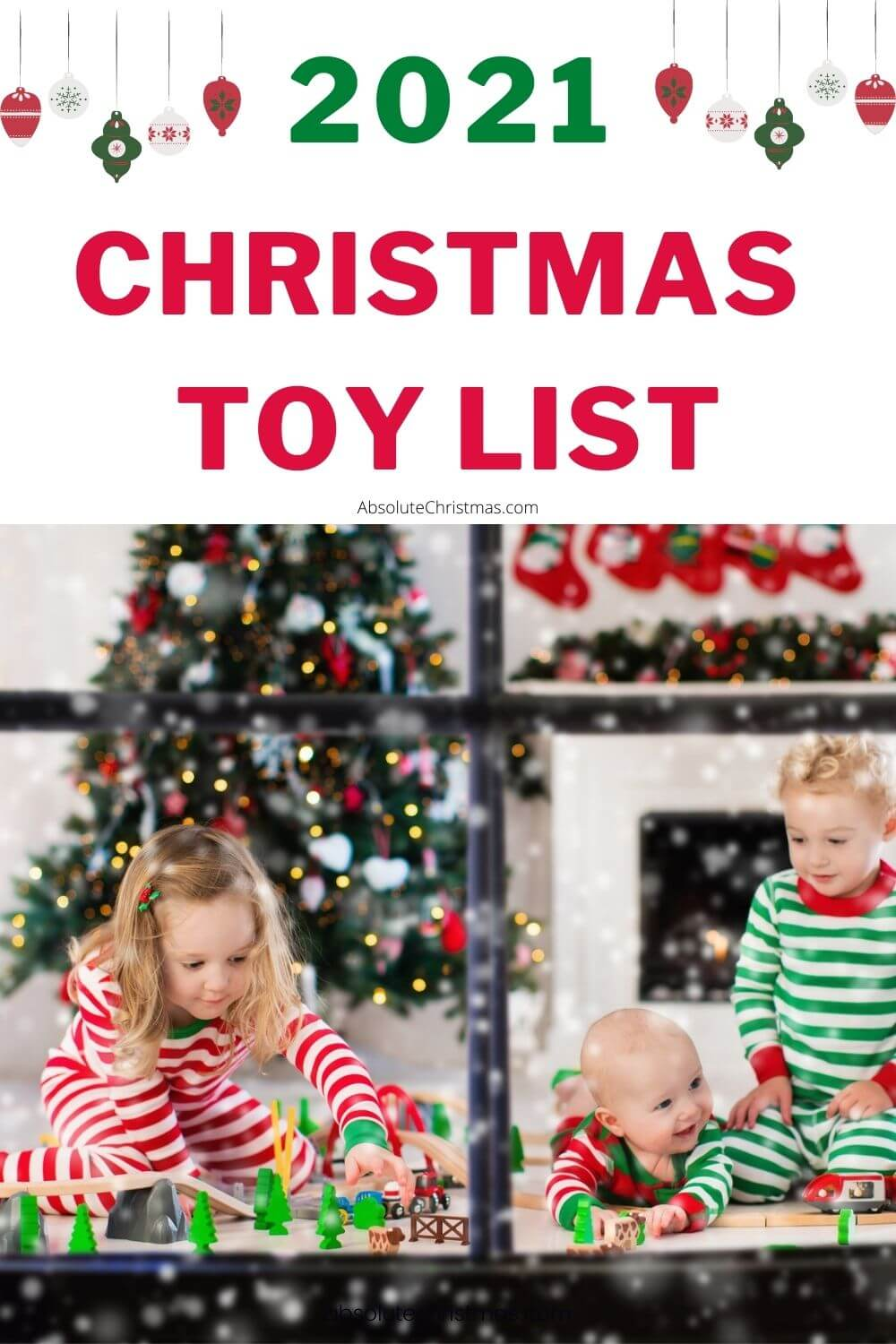 Top Christmas Toys 2021 - A list of the popular toys kids want this Holiday season!