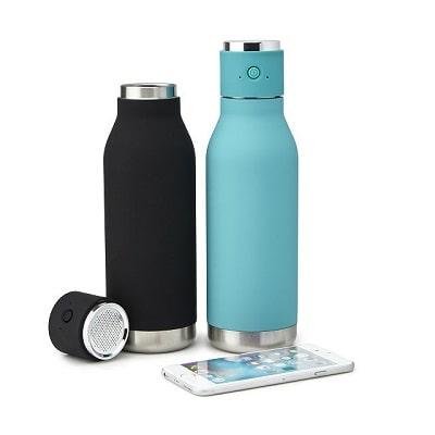 Bluetooth Speaker & Water Bottle - Stocking Stuffers for Teen Boys