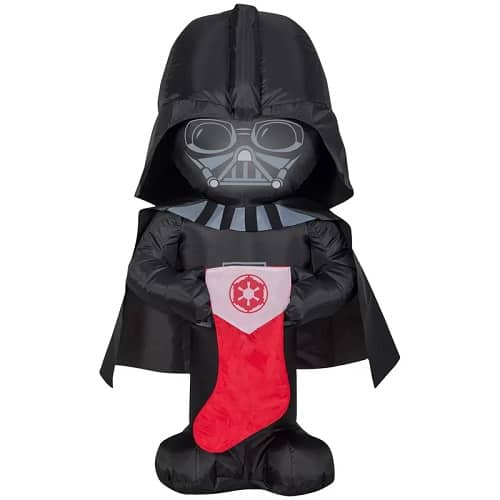 Darth Vader Star Wars Christmas Inflatable