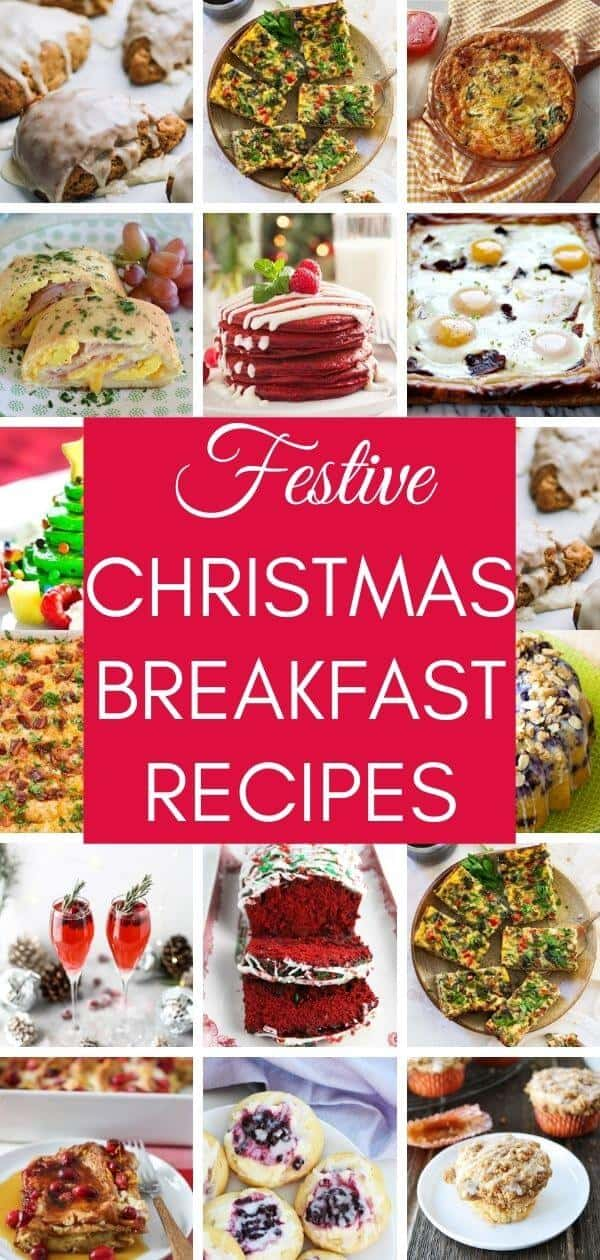 Festive Christmas Breakfast Recipes