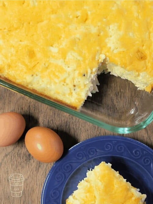 Hash Brown Breakfast Bake