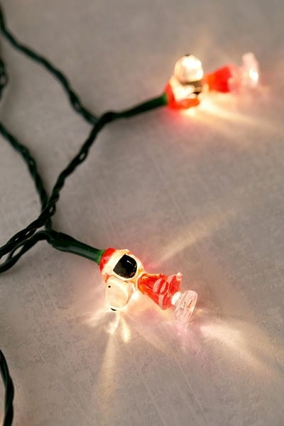 Snoopy String Lights