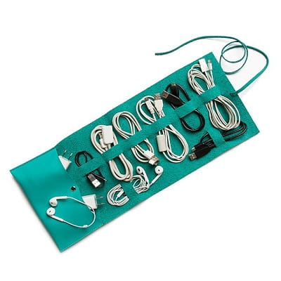 Travel Cord Roll - Stocking Stuffers for Teen Boys