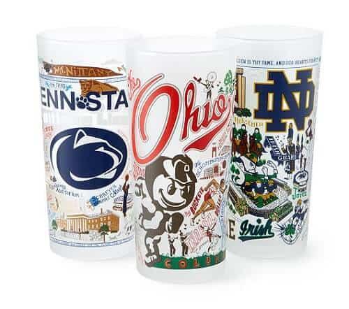 College Campus Glass