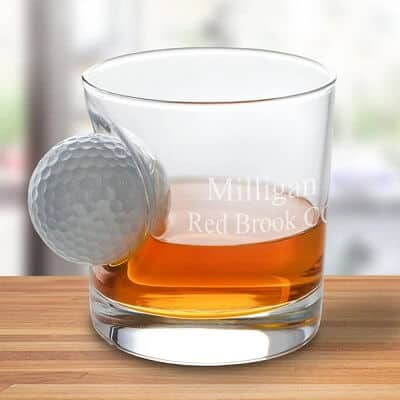Personalized Golf Ball Lowball