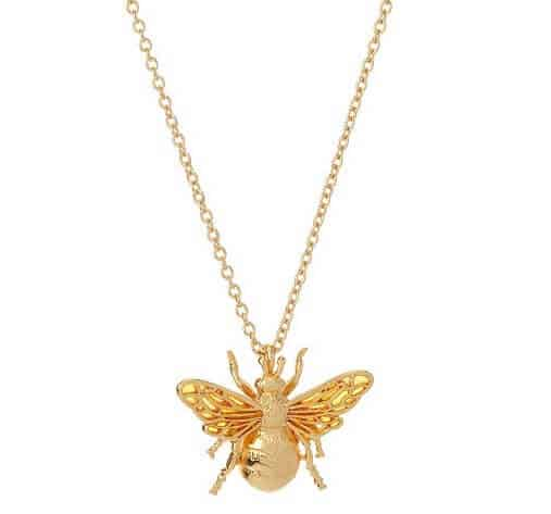 The Queen Bee Necklace - Boss Lady Gifts
