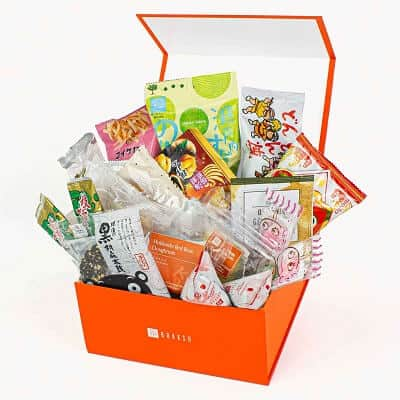 Bokksu Japanese Snack Subscription Box