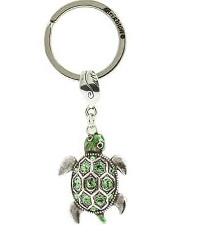 Brighton Marvel's Turtle Key Fob