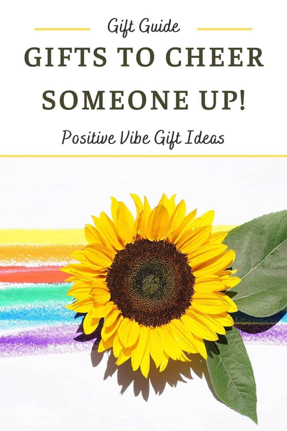 Gifts to Cheer Someone Up - Positive Vibes Gifts