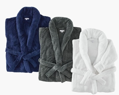 Gravity x Modernist Weighted Robe - Unique Gifts for Men