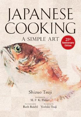 Japanese Cooking - A Simple Art Book