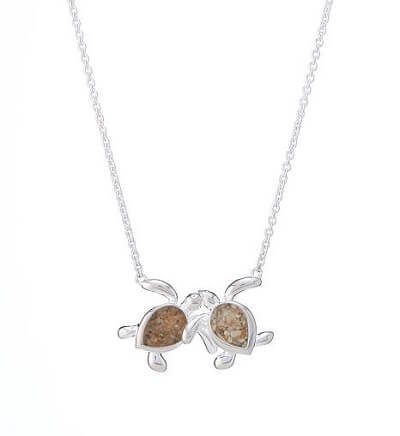 Turtle Necklace - Turtle Gifts