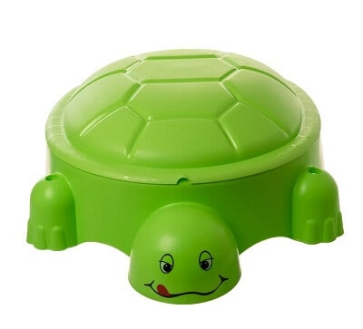 Turtle Sandpit - Turtle Gifts for Kids