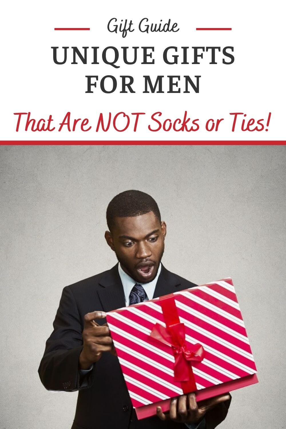 Unique Gifts for Men - Out of The Box Gift Ideas for Him