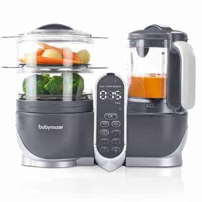Babymoov Duo Meal Station Baby Food Maker