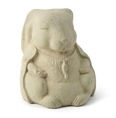 Chinese Zodiac Zen Garden Sculptures - Rabbit